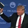 Donald Trump dan Alkitab Lincoln