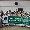 Hannien Tour Terbangkan 624 Jamaah Melalui Maskapai Kelas Dunia