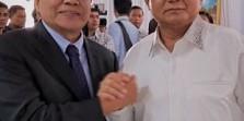 Prabowo Perkenalkan Rizal Ramli Capres RI