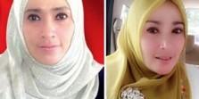 FAKTA Firza Husein Janda Hijaber Cantik Soeharto Lover