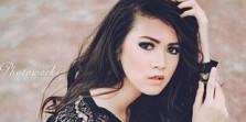 FOTO: Model Cantik Istri Ir Dodi Bernama Agnesya