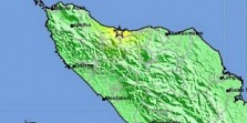 Mensos Tambah Dua Posko Pengungsian di Lokasi Terdampak Gempa Aceh