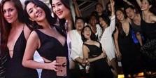 WOW 5 Seleb Cantik ini Pamer Dada dan Paha ketika Pesta di Bali