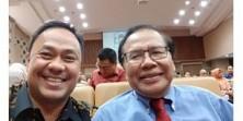 Ary Ginanjar Kagumi Kejujuran dan Kecerdasan DR Rizal Ramli