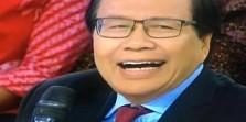 Rizal Ramli: Pengurangan Kemiskinan Paling Lambat di Era Jokowi