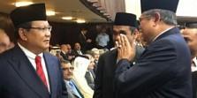 Pertemuan SBY-Prabowo Bawa Agenda Pilpres 2019