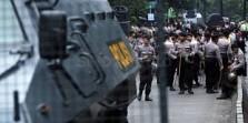 2.000 Polisi Amankan Ahok Terdakwa Penista Agama