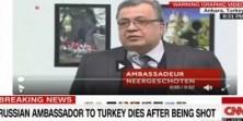 Detik-detik Dubes Rusia Tewas Ditembak di Turki